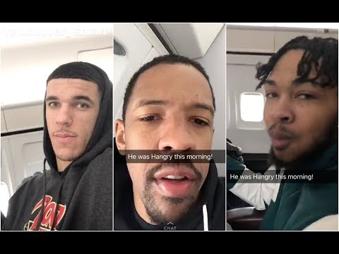 Download Youtube: Channing Frye won't admit Lonzo Ball was right & he was wrong, is shocked to see Ingram eat