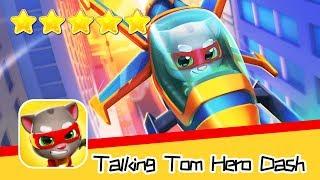 Talking Tom Hero Dash Run Game Day77 Walkthrough Dragonland Recommend index five stars