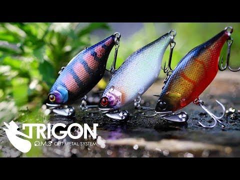 ƒ【バス釣り】TNトリゴンハイスピード戦略 / ジャッカル