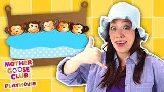 Five Little Monkeys + More | Mother Goose Club and Friends