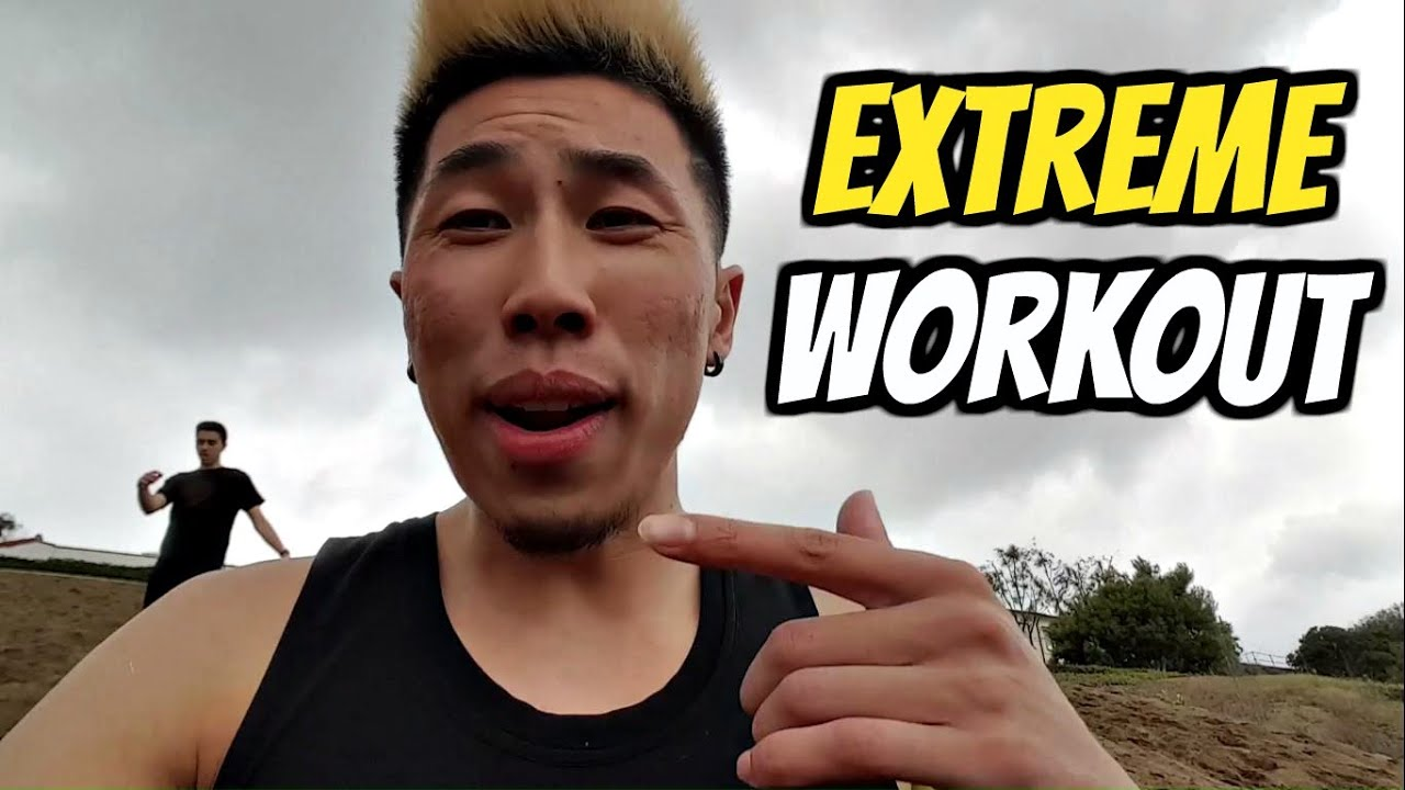 15c087dd0502 THE MOST DIFFICULT AND INSANE WORKOUT EVER!! - YouTube