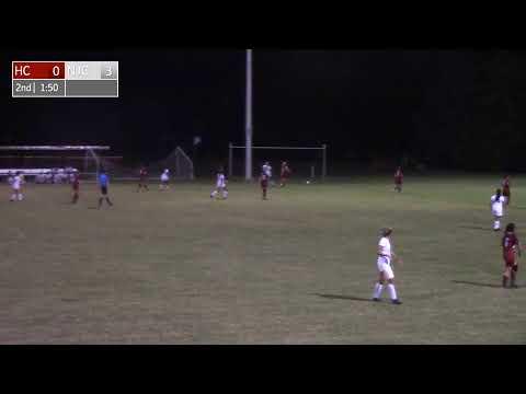 Women's Soccer vs Northeastern Junior College