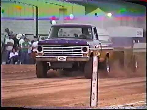 Lebanon Fair, MO. 2002 MSTPA Pro Street FWD