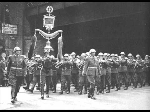 East German NVA Song -
