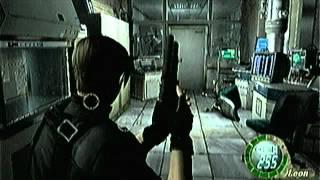 Resident Evil 4 Wii Edition [21] Regenerator E Iron Maiden Nel Misterioso Laboratorio Dell