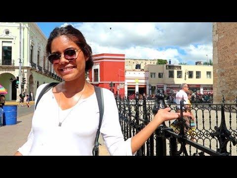 MERIDA, MEXICO on a SUNDAY- JEWEL of the YUCATAN?
