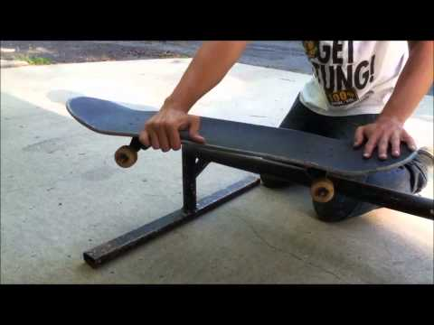 How to Bs Feeble Grind- Tutorial