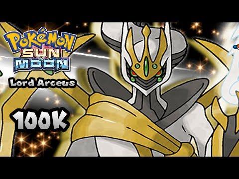 Pokémon Human Form 1 | Vs. Lord Arceus (100K Special)