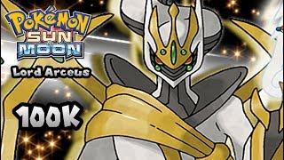 Pokémon Human Form 1   Vs. Lord Arceus (100K Special)