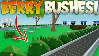"NEW ""Berry Bush"" AUTO FARM! *AFK* Skyblox Roblox"