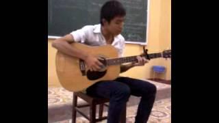(guitar LS) Sau mỗi giấc mơ-Hiếu Won