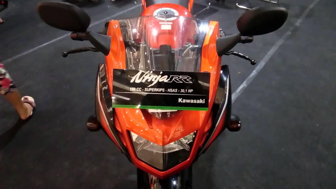 Kawasaki Ninja Rr Youtube