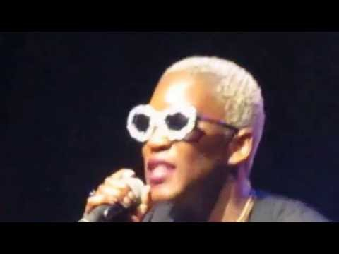 Liv Warfield - Them Changes,  the 25th of July 2015, Belgrade