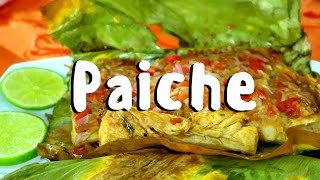 Eating Paiche Fish in Iquitos: Amazonian Food from Peru
