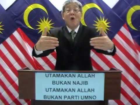 Najib Humiliated By Trump In Riyadh-Pakatan/Barisan Nasional Will Soon Bow To Tun M With Humility