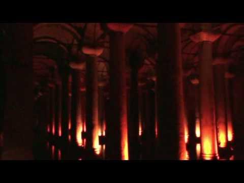 La Yerebatan Sarayi, la Cisterna Basilica di Istanbul