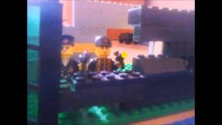 Лего Третья Мировая война. Часть 1