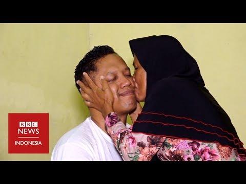Kisah haru bertemu ibu kandung setelah 40 tahun terpisah