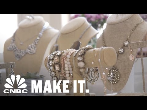 Chloe + Isabel Provides Direct Sales Platform For Retailers With Little Experience | CNBC Make It.