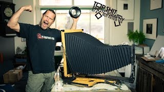 Wet Plate Collodion Tour Germany and Italy / Vlog 53