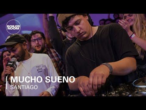 Mucho Sueno Slow-Mo House Mix Boiler Room BUDx Santiago