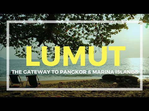 Lumut, The Gateway to Pangkor & Marina Islands │ Perak, Malaysia
