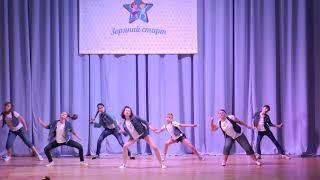 Кружит. Современный танец детей 11-13 лет.