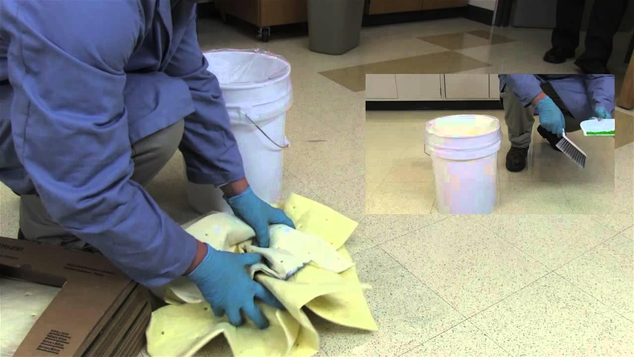Responding To Incidental Chemical Spills Youtube