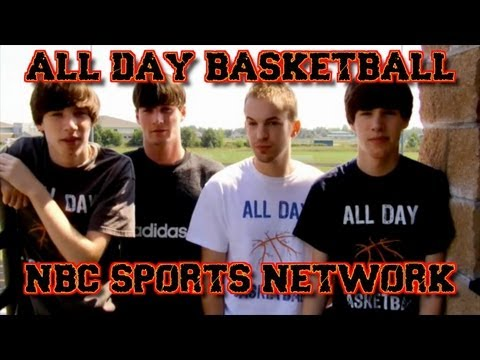 All Day Basketball - Featured on NBC Sports Network