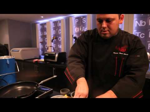 Chef's challenge: Making pizza with just one egg