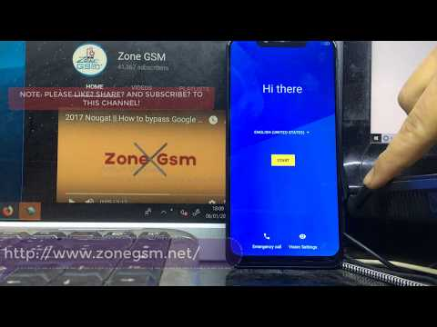 ALCATEL 5V 5060D 2019 Remove Google Account Unlock FRP Android 8.1   8.0 100% Working