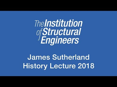 James Sutherland History Lecture 2018: Structural and geometric design of late Gothic vaults