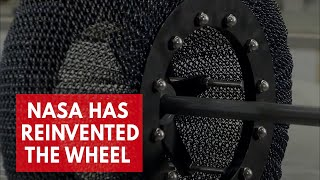 Nasa has just reinvented the wheel