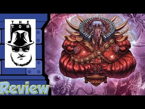 Cosmic Eons Review - with Tom Vasel