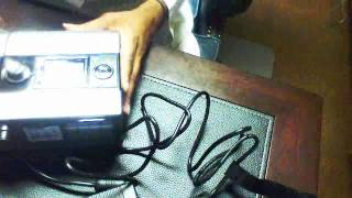 sleep specialist demonstrates how to setup and use a cpap machine resmed s9