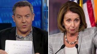 Gutfeld on Nancy Pelosi
