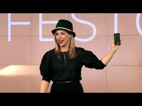 Tiffany Shlain Speaking Highlights Reel