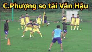 Thử Thách Bóng Đá đi xem Công Phượng Đoàn Văn Hậu tập luyện ĐT Việt Nam VS Thái Lan World Cup 2022