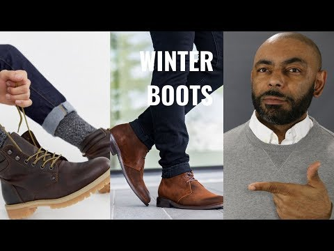 Top 10 Most Stylish And Affordable Men's Winter Boots