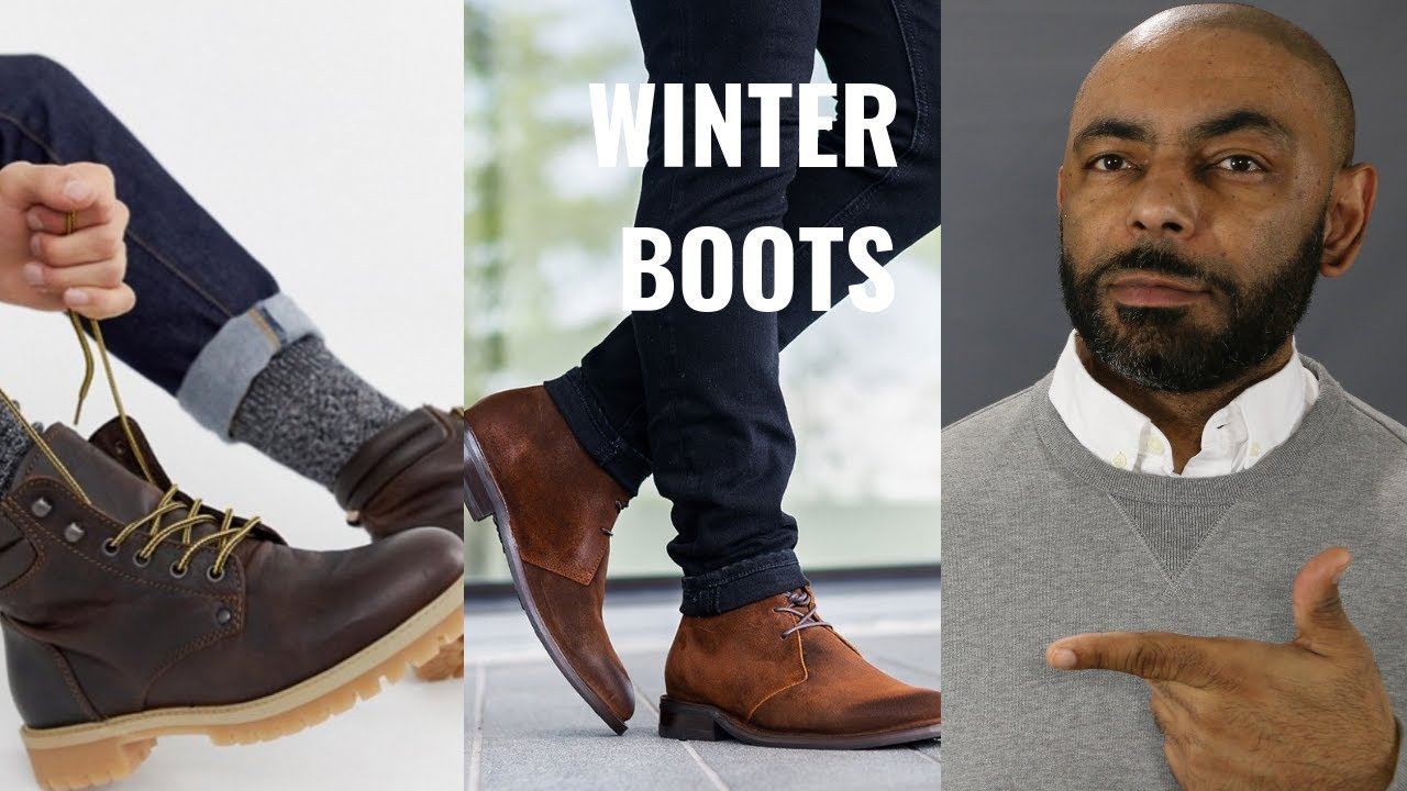 Winter Boots - YouTube