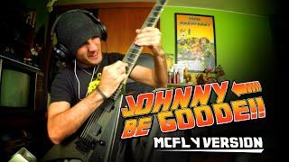 Chuck Berry (Mcfly Ver.) - JOHNNY B. GOODE - por Johann Vargas