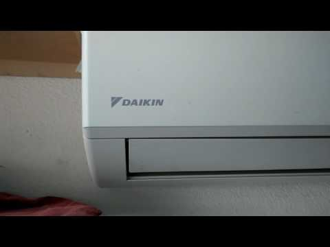 Daikin ductless air conditioning review