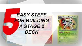 5 Easy Steps For Building A Stage 2 Deck