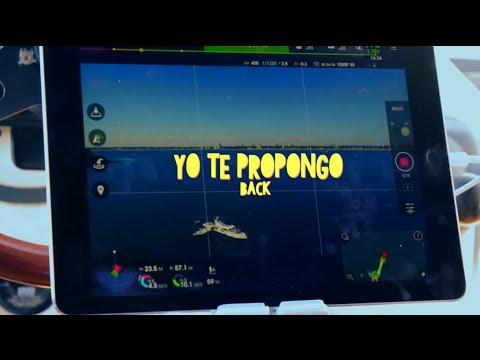 Rombai - Yo Te Propongo (Back)