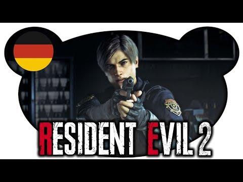 Der erste Tag im Job - Resident Evil 2 Remake Leon ???????? #01 (Horror Gameplay Deutsch)