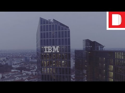 The First Look Inside IBM Watson's IoT HQ In Munich