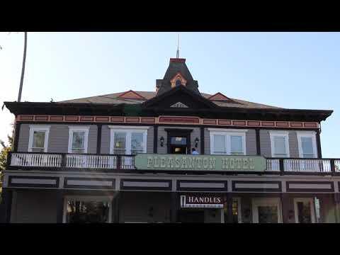 Haunted Pleasanton - Pleasanton Hotel