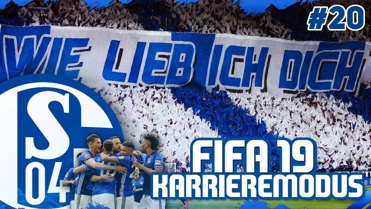 Schalke Bilder Weihnachten.Fröhliche Weihnachten Fifa 19 Karrieremodus 20 Fc Schalke 04 Hannover 96