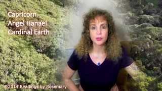 Capricorn OCTOBER 2014 Pr. Rosemary