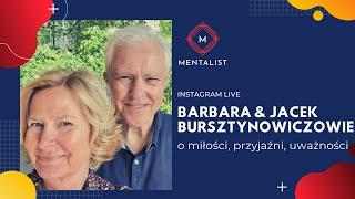 Barbara i Jacek Bursztynowiczowie